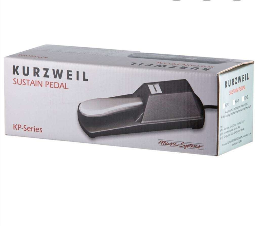 Pie Piano Kurzweil Kp-series
