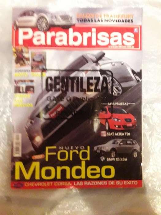 Revista Autos Parabrisas