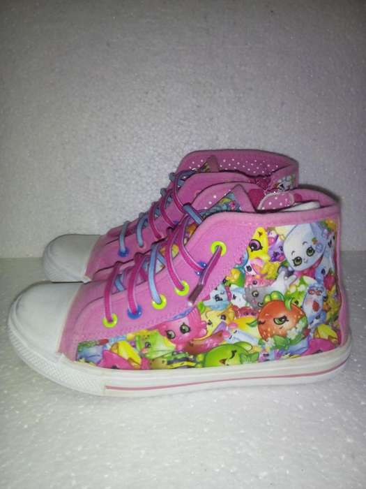 Tennis Talla 2 de ShopKins