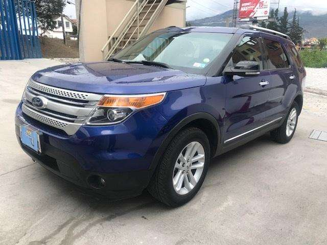 Ford Explorer 2014 - 63800 km