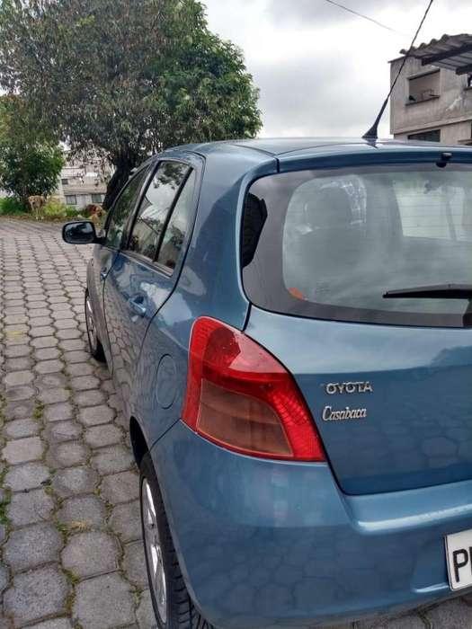 Toyota Yaris 2008 - 161200 km