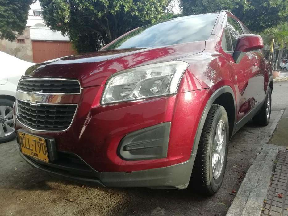 Chevrolet Tracker 2013 - 76000 km