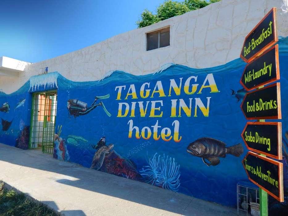Vendo Hotel en Taganga Santa Marta, EXCELENTE OPORTUNIDAD DE NEGOCIO