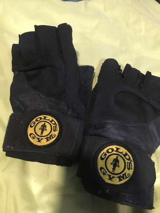 Guantes (Gold Gym)