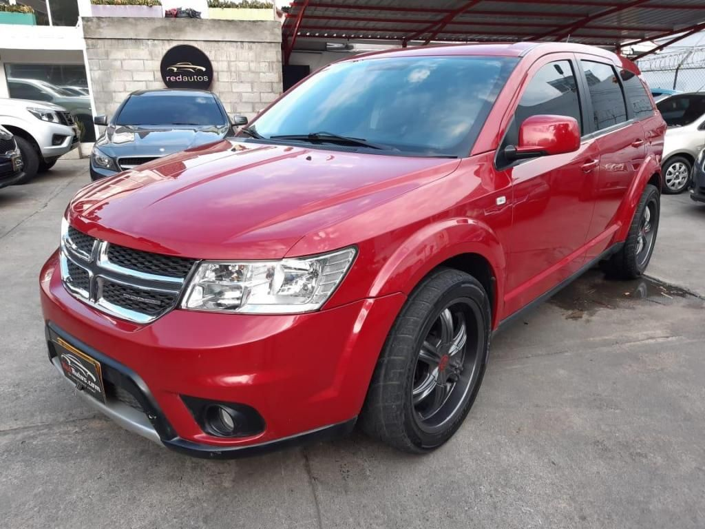 Dodge JOURNEY SE/EXPRESS Automatico 2.4 5PSJ 4X2 2012