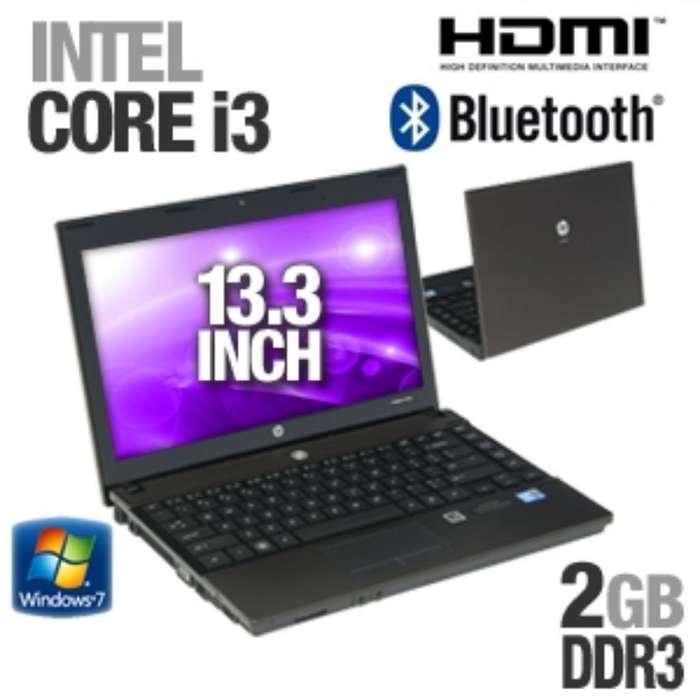 Hp Core I3 con 4 en Ram, 250 D.d, Hdmi .