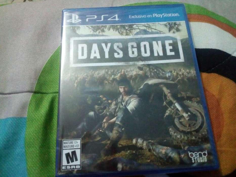 Days Gone Nuevo