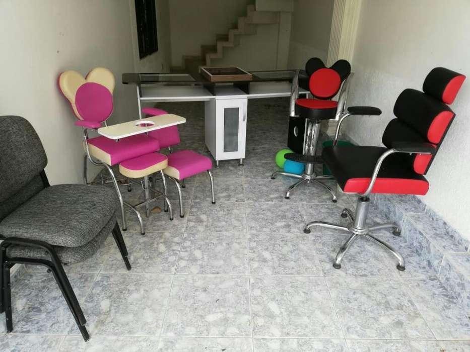 Muebles para Peluquería Y Manicure