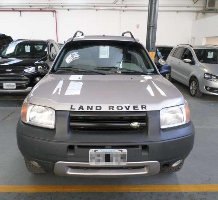 Land Rover Freelander 2000 - 121122 km