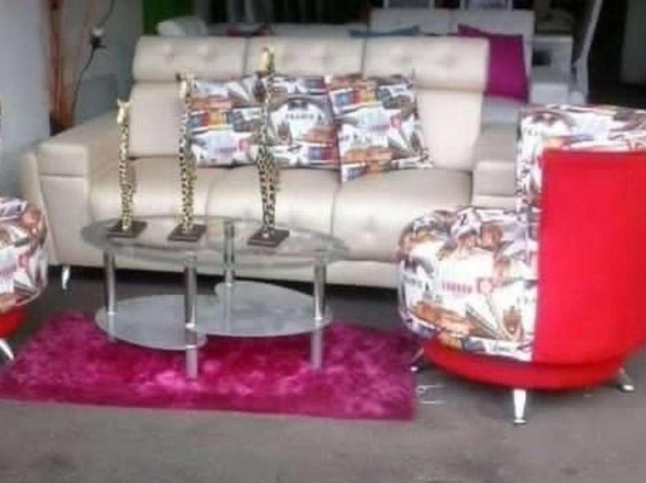 Vendo Mueble para Sala Color Beis