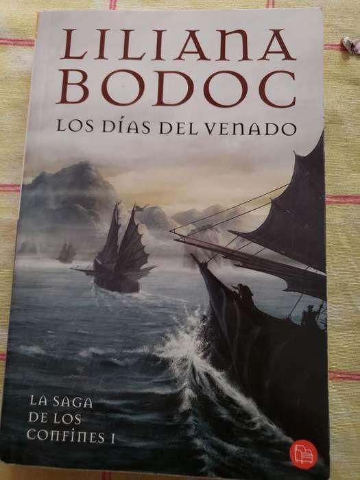 Los Dias Del Venado, Liliana Bodoc.nuevo