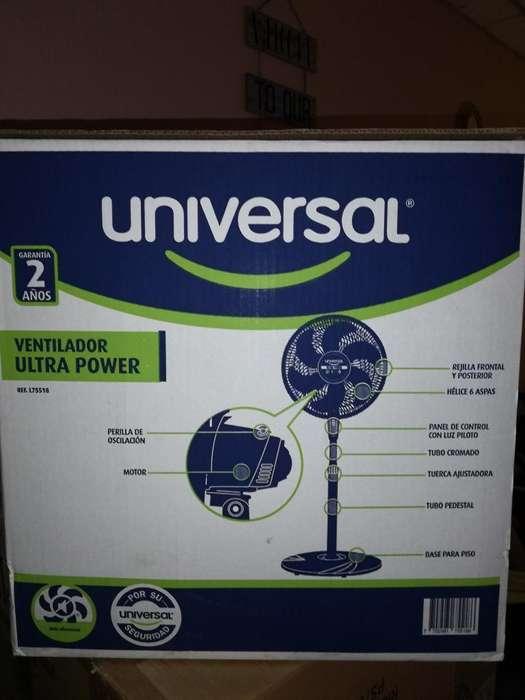 Ventilador Universal
