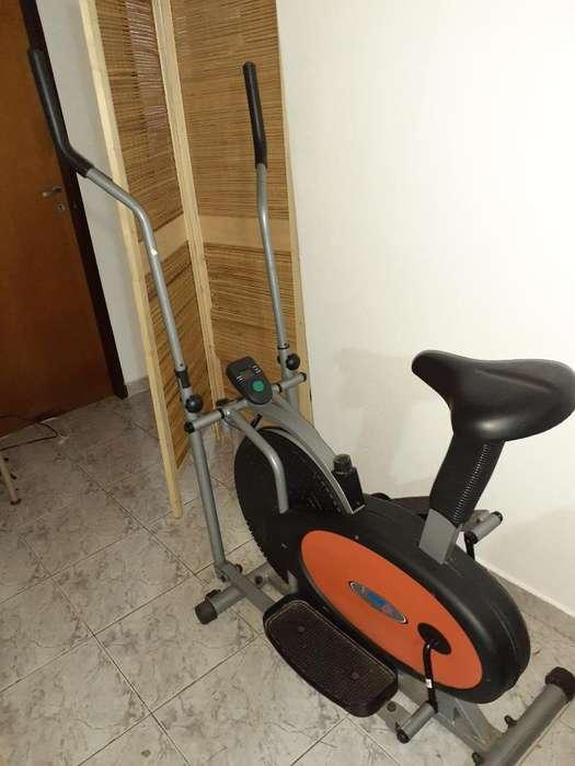 Escalador con Bicleta Magnética