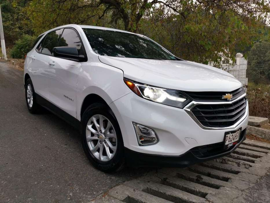 <strong>chevrolet</strong> Equinox 2018 - 14000 km