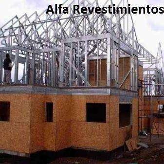 Construcción en Seco Steel Framing Alfa Revestimientos