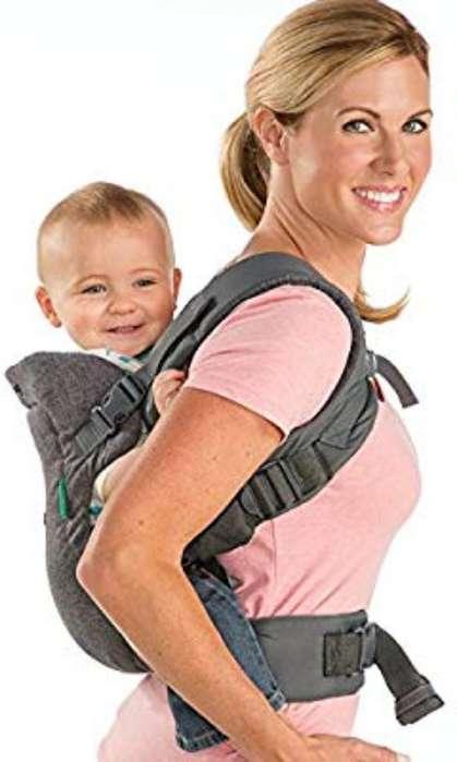 Cargador Infantino Bebe 4 en 1