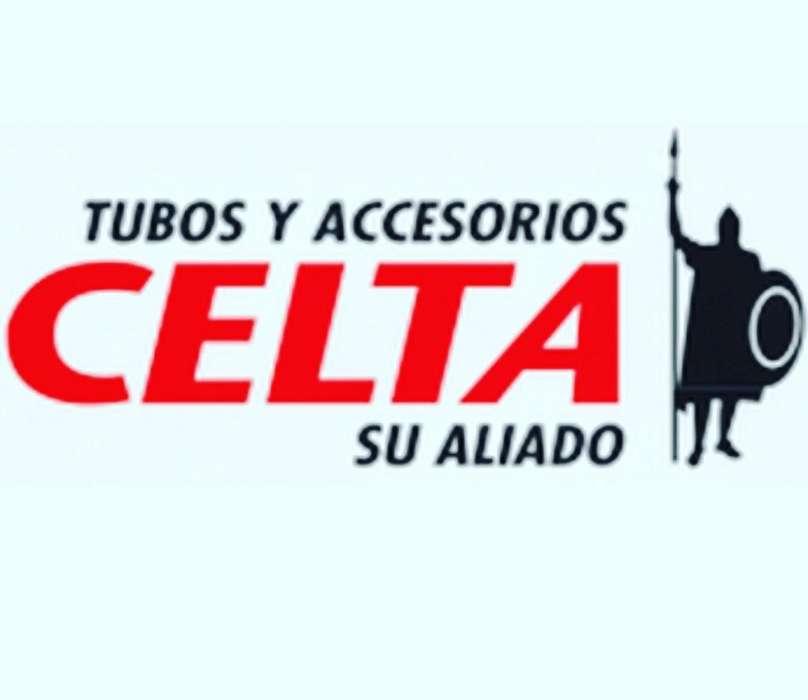 Tubería Pvc Celta