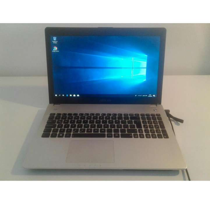 Notebook Asus N56V con disco SSD