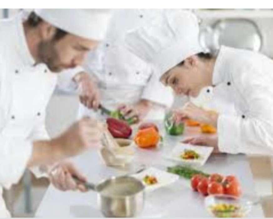 Busco Trabajo de Manipulacion de Aliment