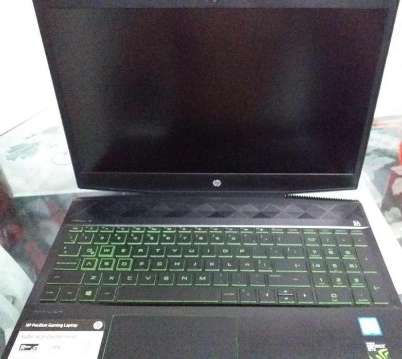 HP pavilion gaming laptop cx0001la (15