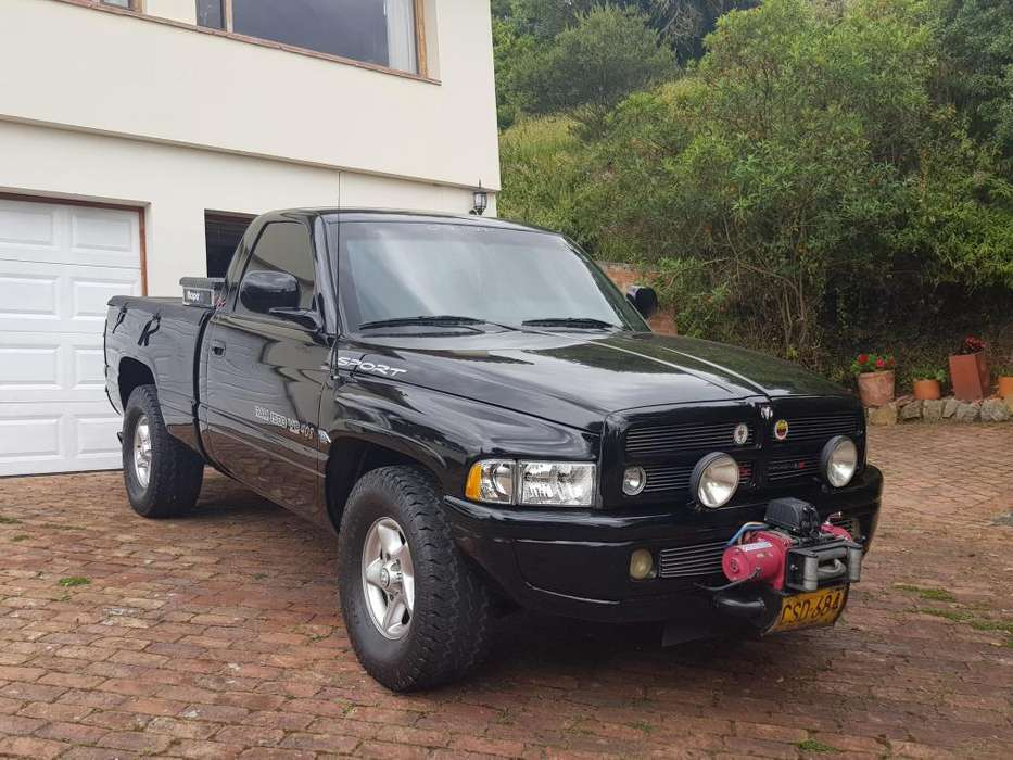 <strong>dodge</strong> Ram 1998 - 164000 km
