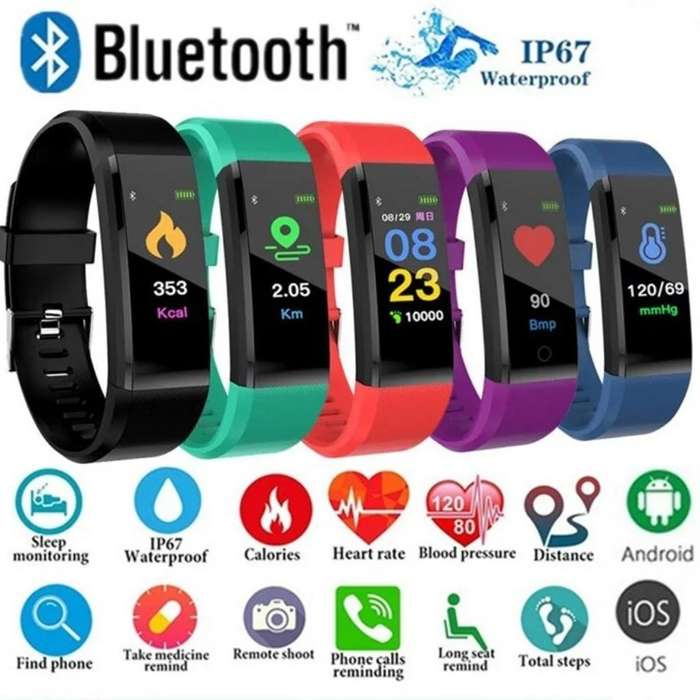 Reloj Inteligente Smart Band Whatch