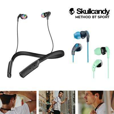 AUDÍFONOS SKULLCANDY METHOD WIRELESS <strong>bluetooth</strong> INALÁMBRICOS