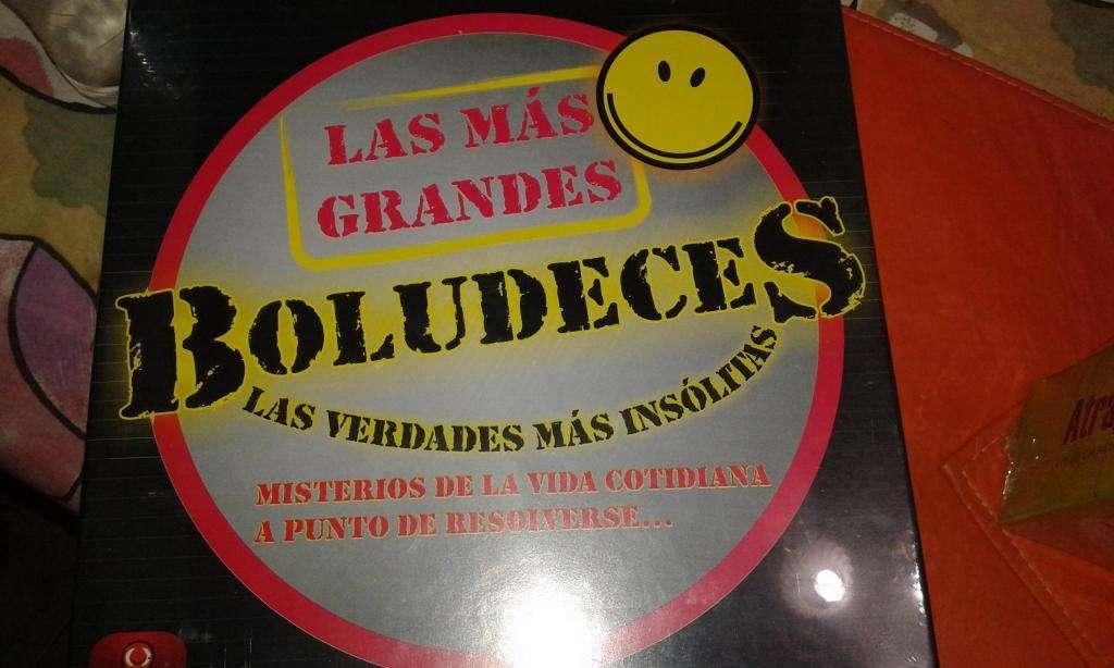 Juego Las Mas Grandes Boudeces  Cerrada.