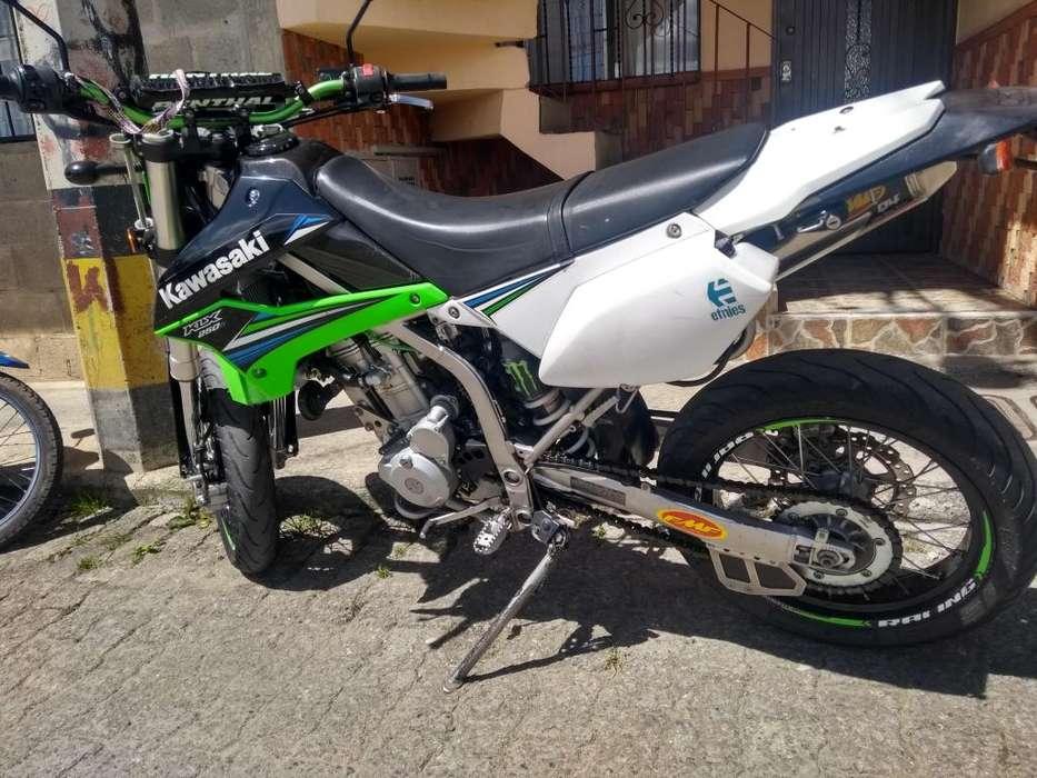 <strong>kawasaki</strong> KLX 250