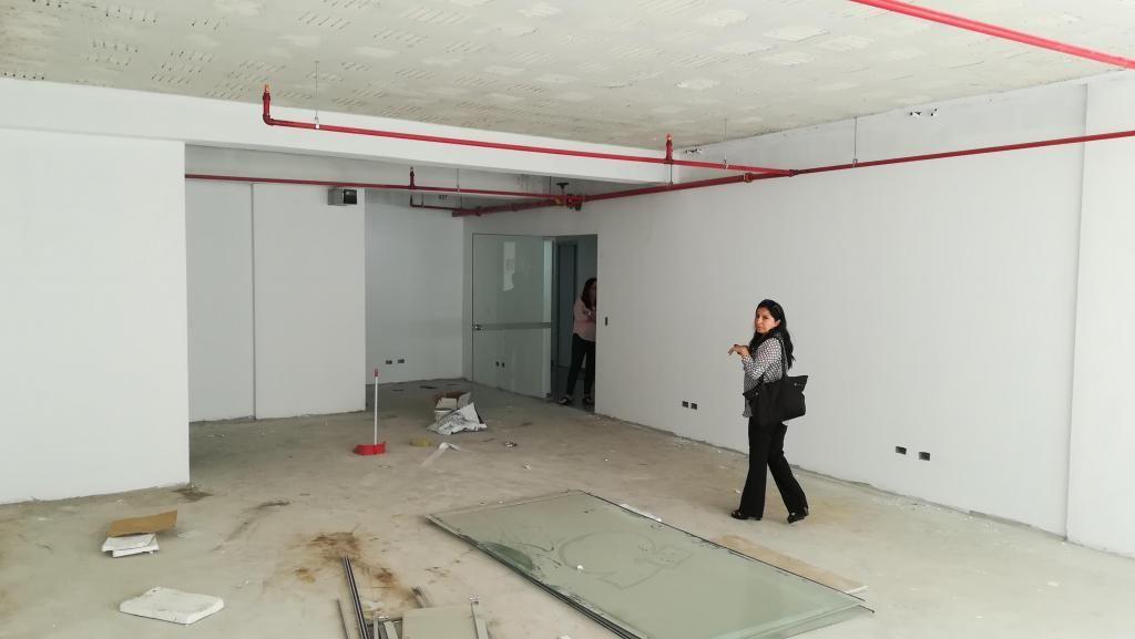 Oficina de estreno de 68 m2, edificio El Almirante... ultimas unidades en venta