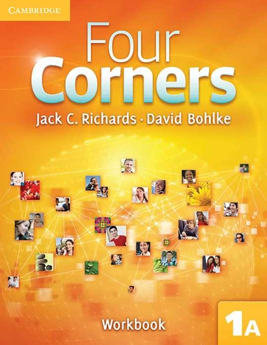 Libro de ingls Four Corners 1A de Jack C Richards y David Bohlke