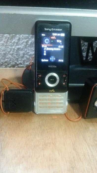 Sony Ericsson W205 Walkman Clásico