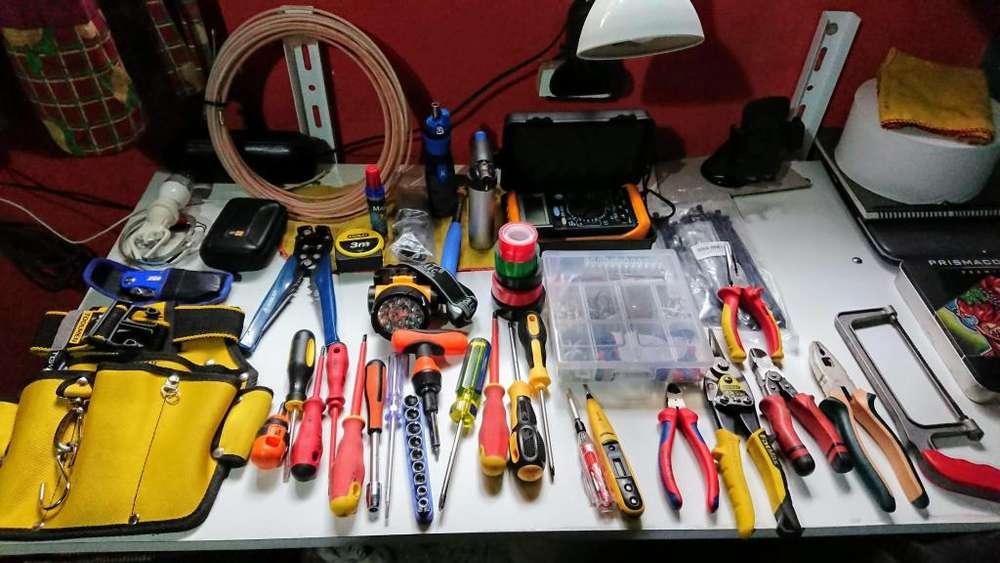 Maletín para Electricista (con herramientas)