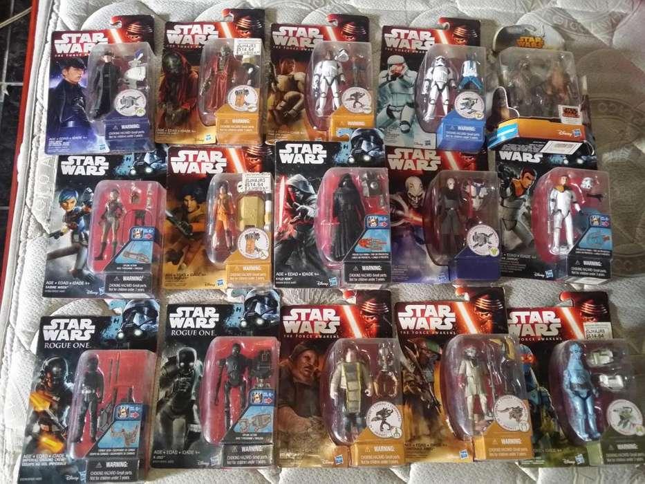 Figuras de acción Star Wars 3,75 pulgadas