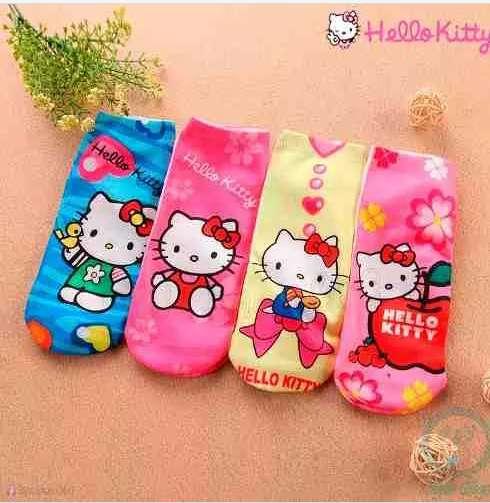 Medias Hello Kitty Niñas