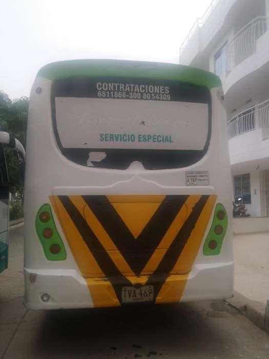 Bus Servicio Especial