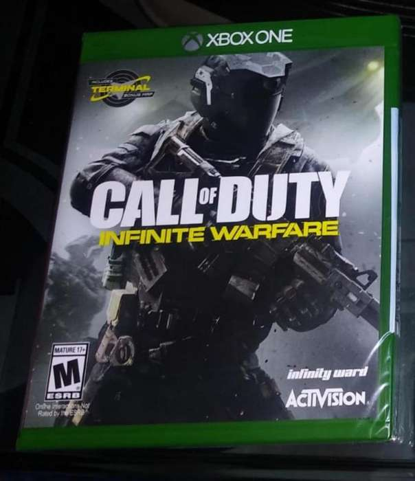 Nuevo Xbox One Call Of Duty Infinite War