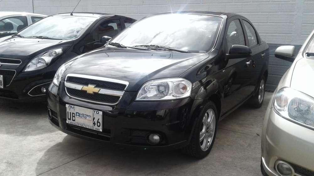 Chevrolet Aveo 2018 - 23000 km
