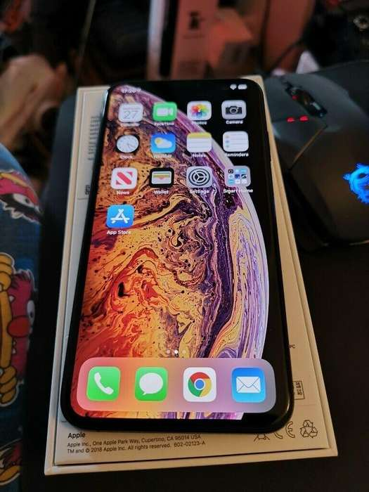 Apple iPhone XS Max desbloqueado