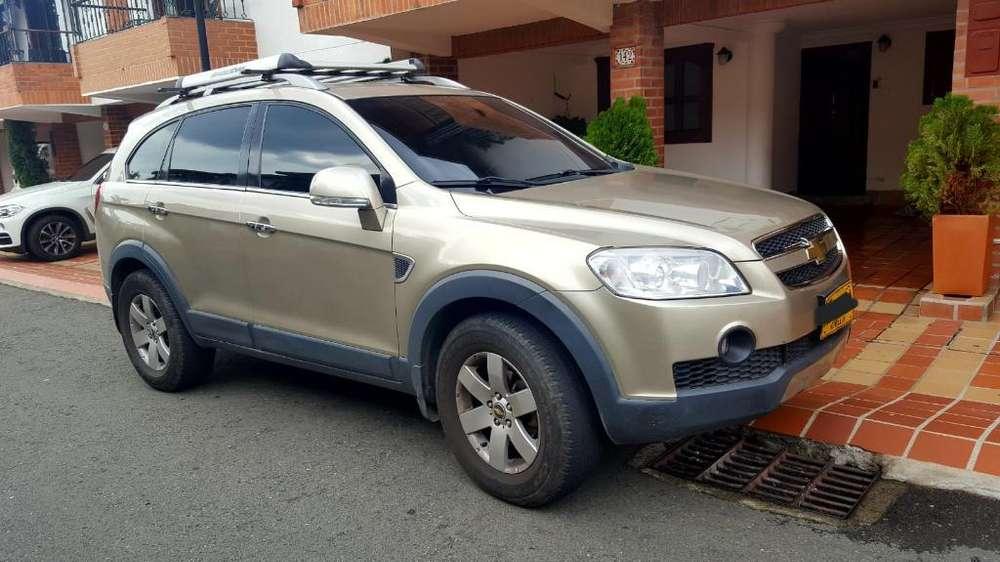 Chevrolet Captiva 2009 - 102000 km