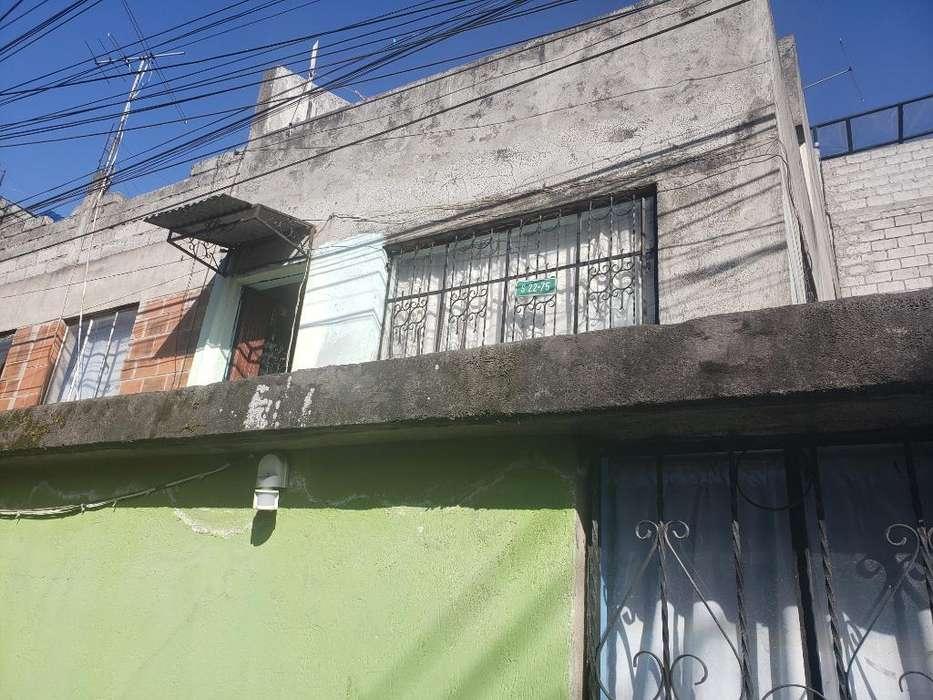 Venta de Casa 2 Pisos Solanda 38.000