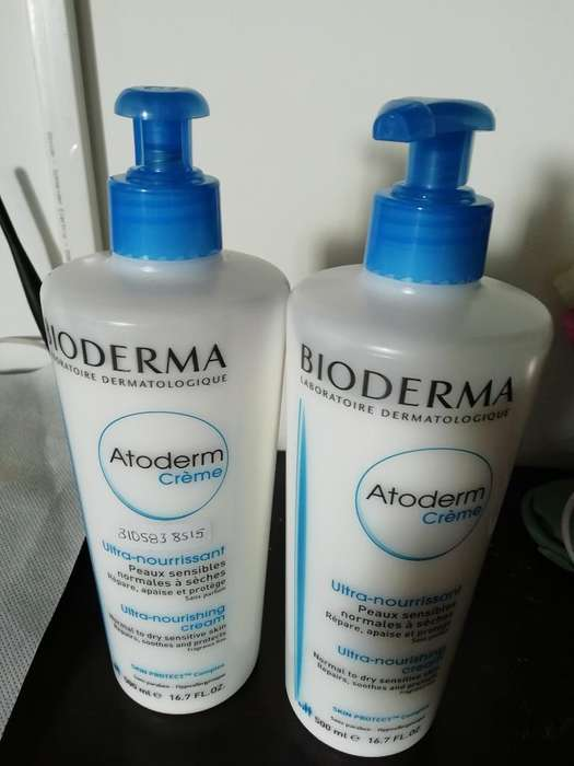 Bioderma Atoderm Crema 500