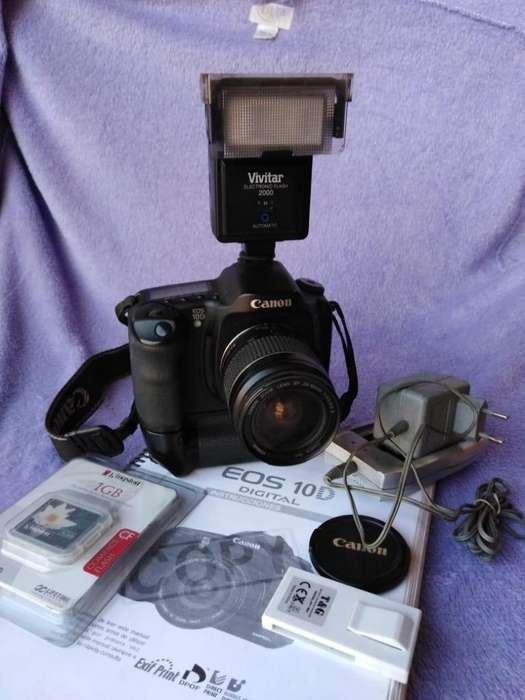 Canon 10D Con Buster