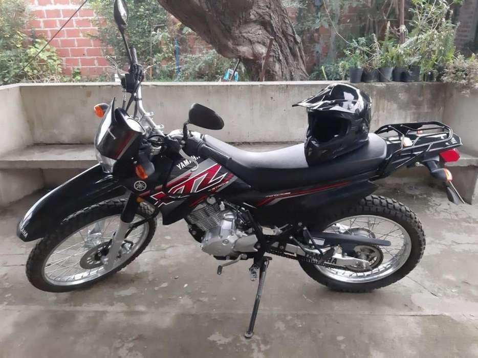 Yamaha XTZ 125 Exelente estado!