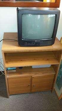 Mesa para TV o centro de vídeo juegos,