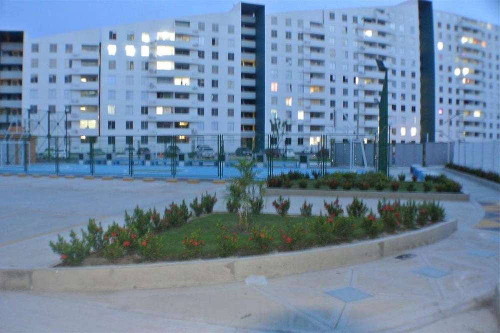 Apartamento En Arriendo En Cartagena La Carolina Cod 9629