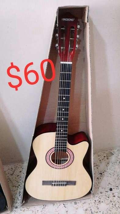 Guitarras Acústica Moderna
