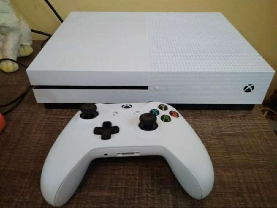Xbox One Slim 500gb Permuto O Vendo