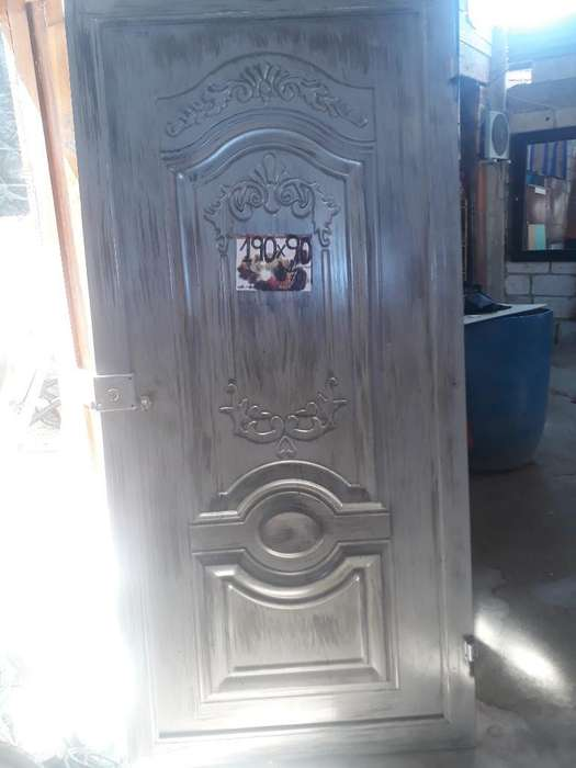 Puerta de Metal Barata