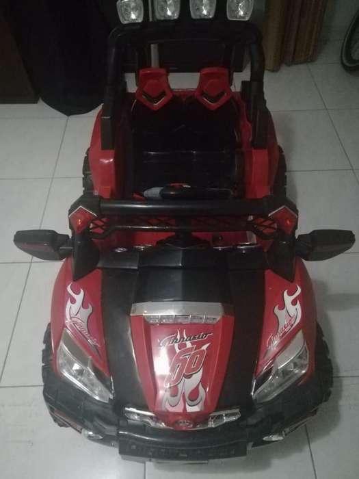 Vehiculo de Bateria